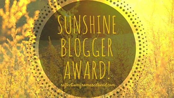 Image result for Sunshine Blogger Award!