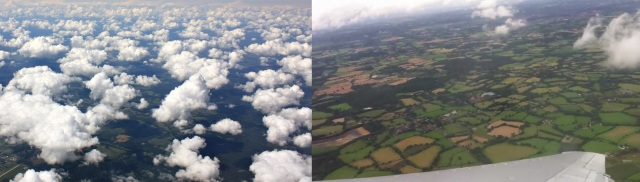 From-airplane-window